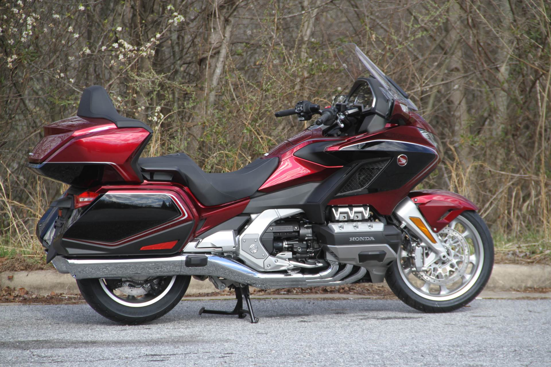 2020 Honda GOLDWING in Hendersonville, North Carolina - Photo 18