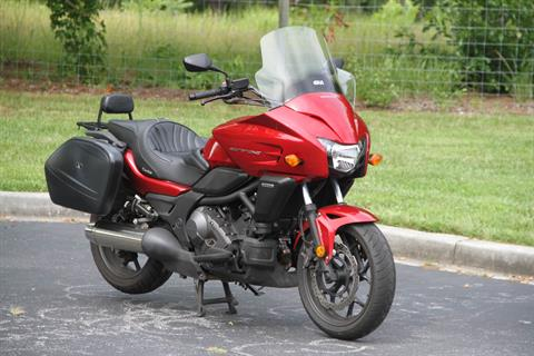 2017 Honda CTX700 DCT in Hendersonville, North Carolina - Photo 4