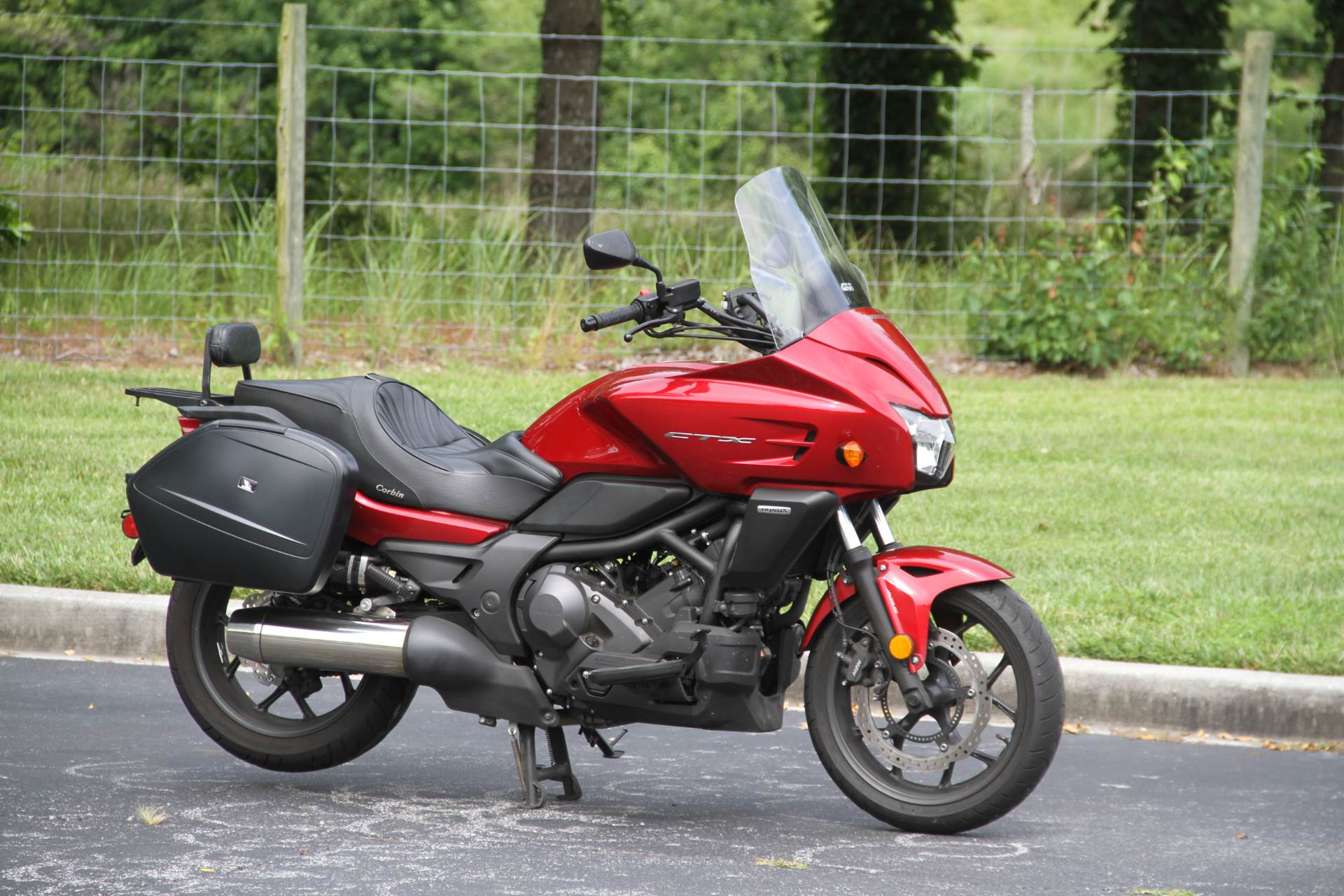 2017 Honda CTX700 DCT in Hendersonville, North Carolina - Photo 5