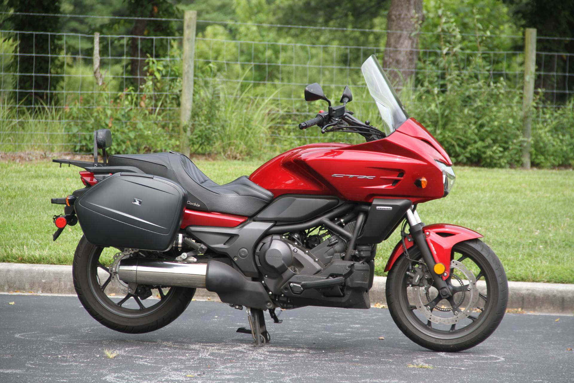 2017 Honda CTX700 DCT in Hendersonville, North Carolina - Photo 1