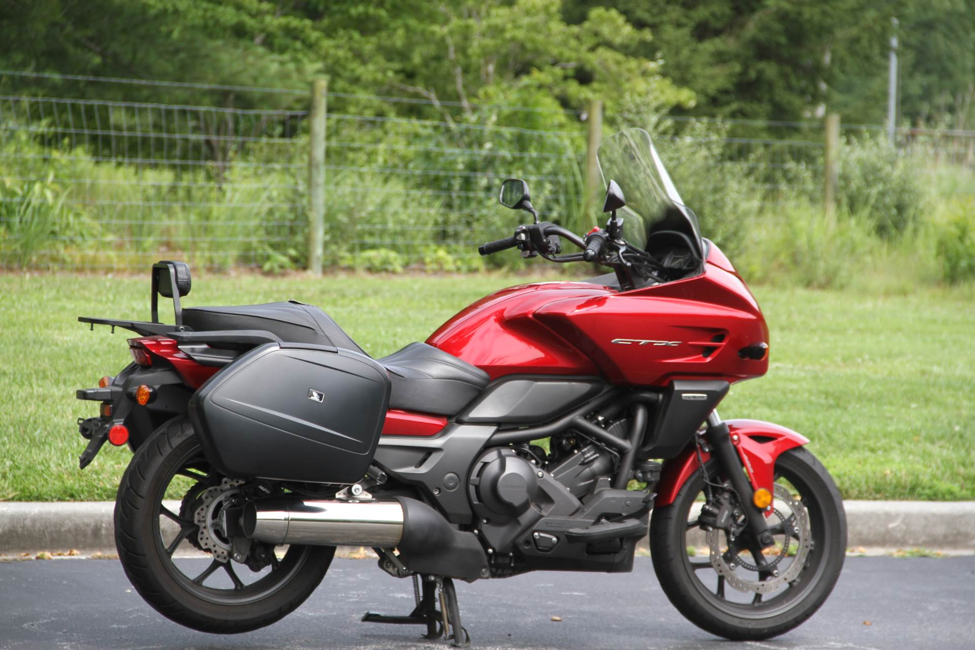 2017 Honda CTX700 DCT in Hendersonville, North Carolina - Photo 7