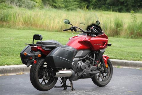 2017 Honda CTX700 DCT in Hendersonville, North Carolina - Photo 8