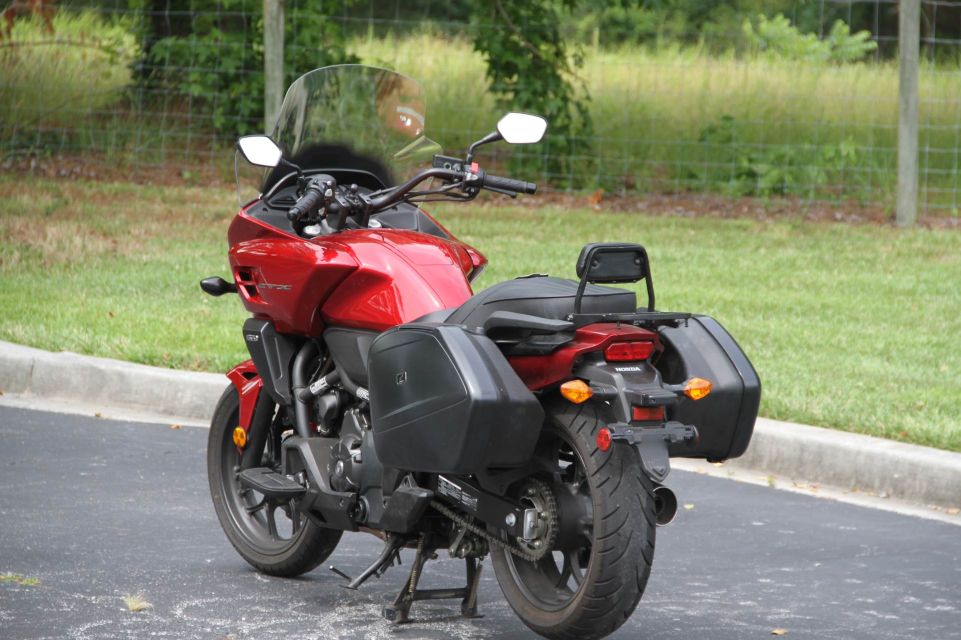 2017 Honda CTX700 DCT in Hendersonville, North Carolina - Photo 13