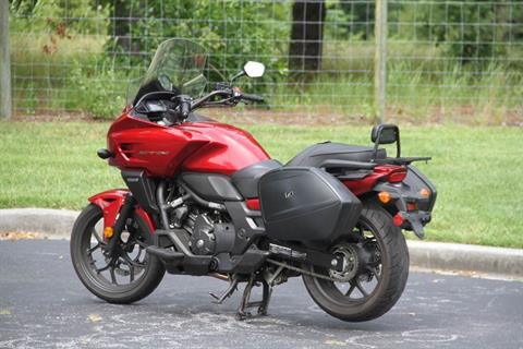2017 Honda CTX700 DCT in Hendersonville, North Carolina - Photo 14
