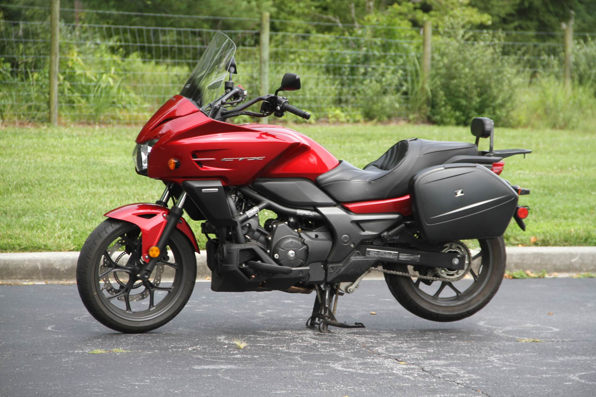 2017 Honda CTX700 DCT in Hendersonville, North Carolina - Photo 2