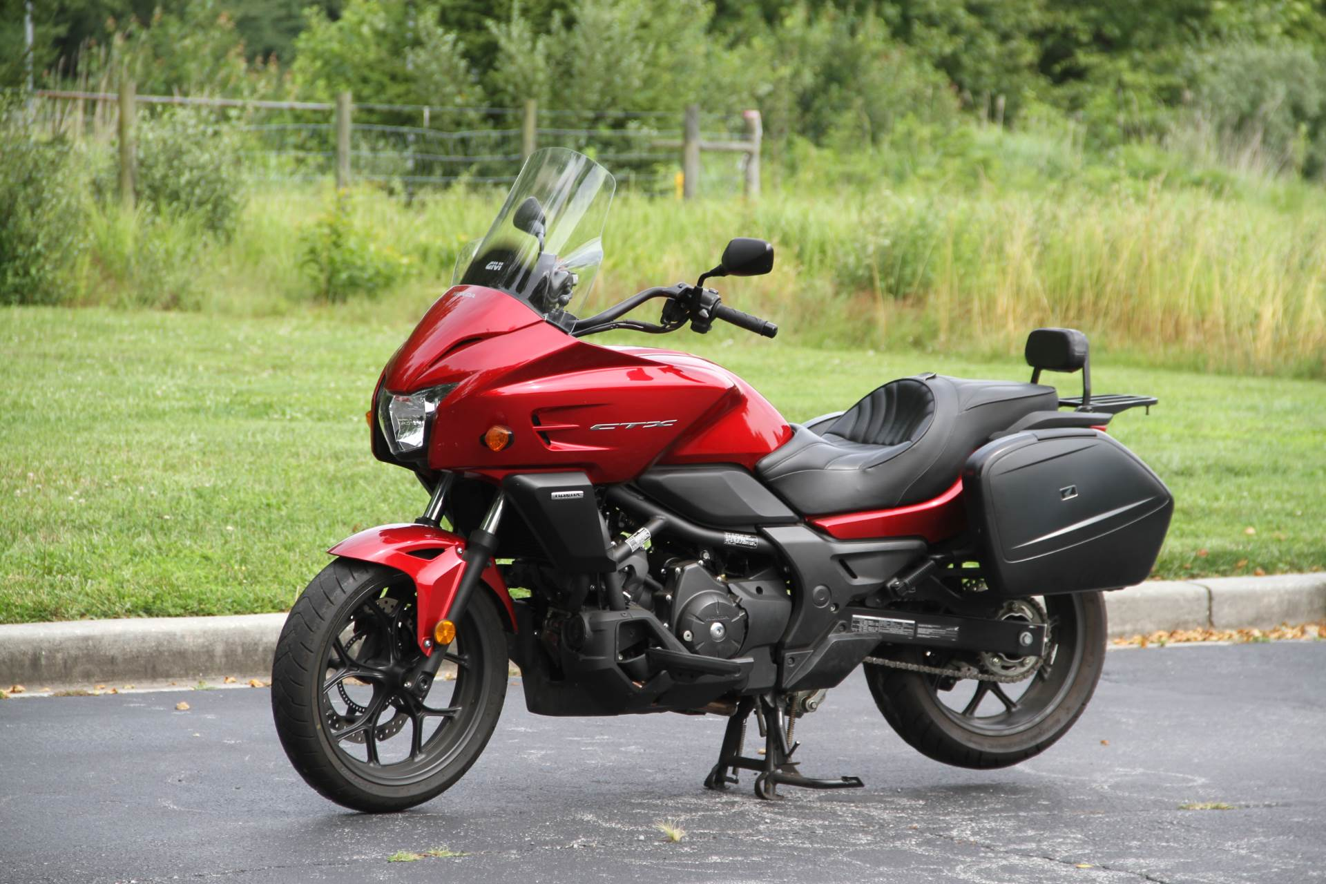 2017 Honda CTX700 DCT in Hendersonville, North Carolina - Photo 17