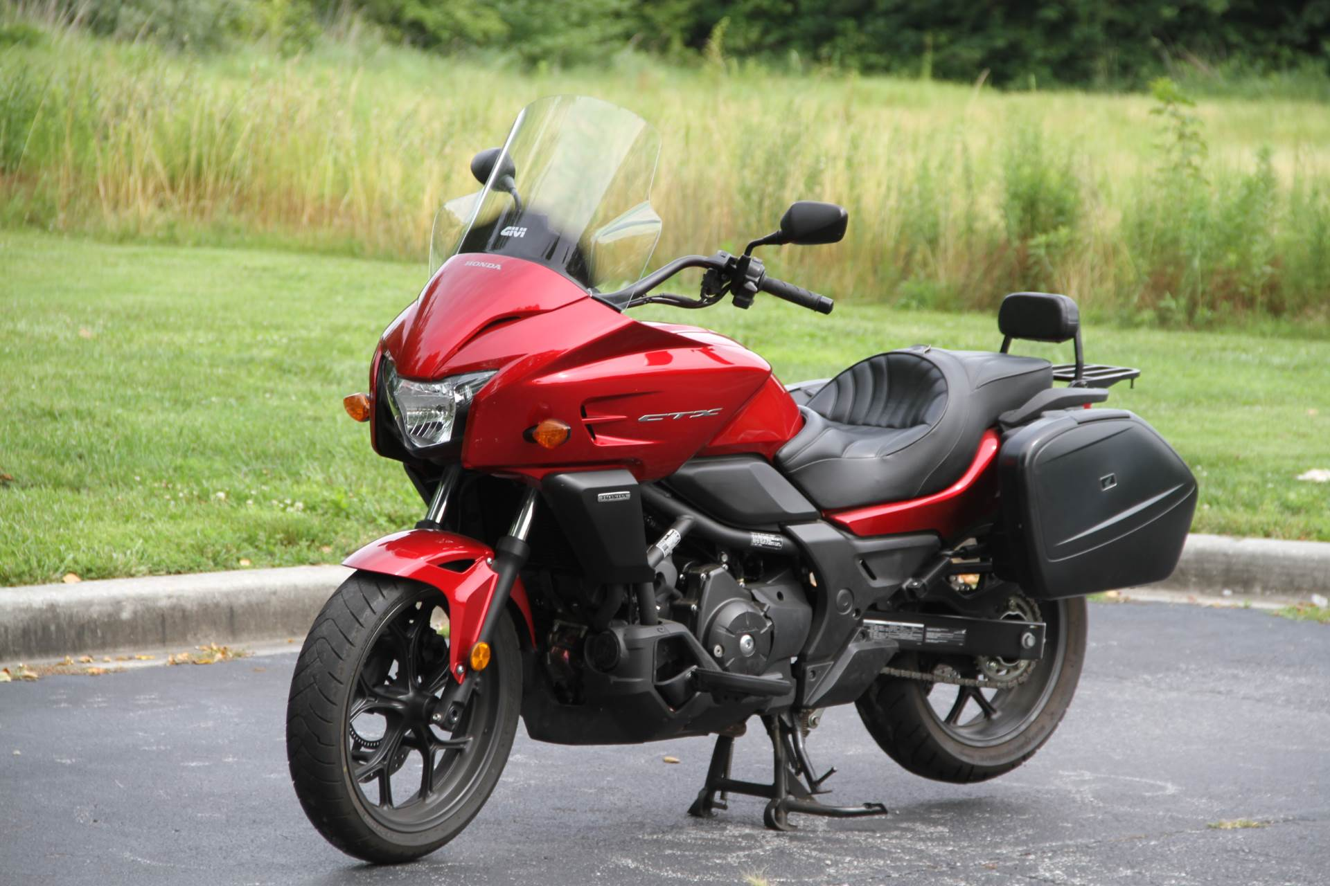 2017 Honda CTX700 DCT in Hendersonville, North Carolina - Photo 18