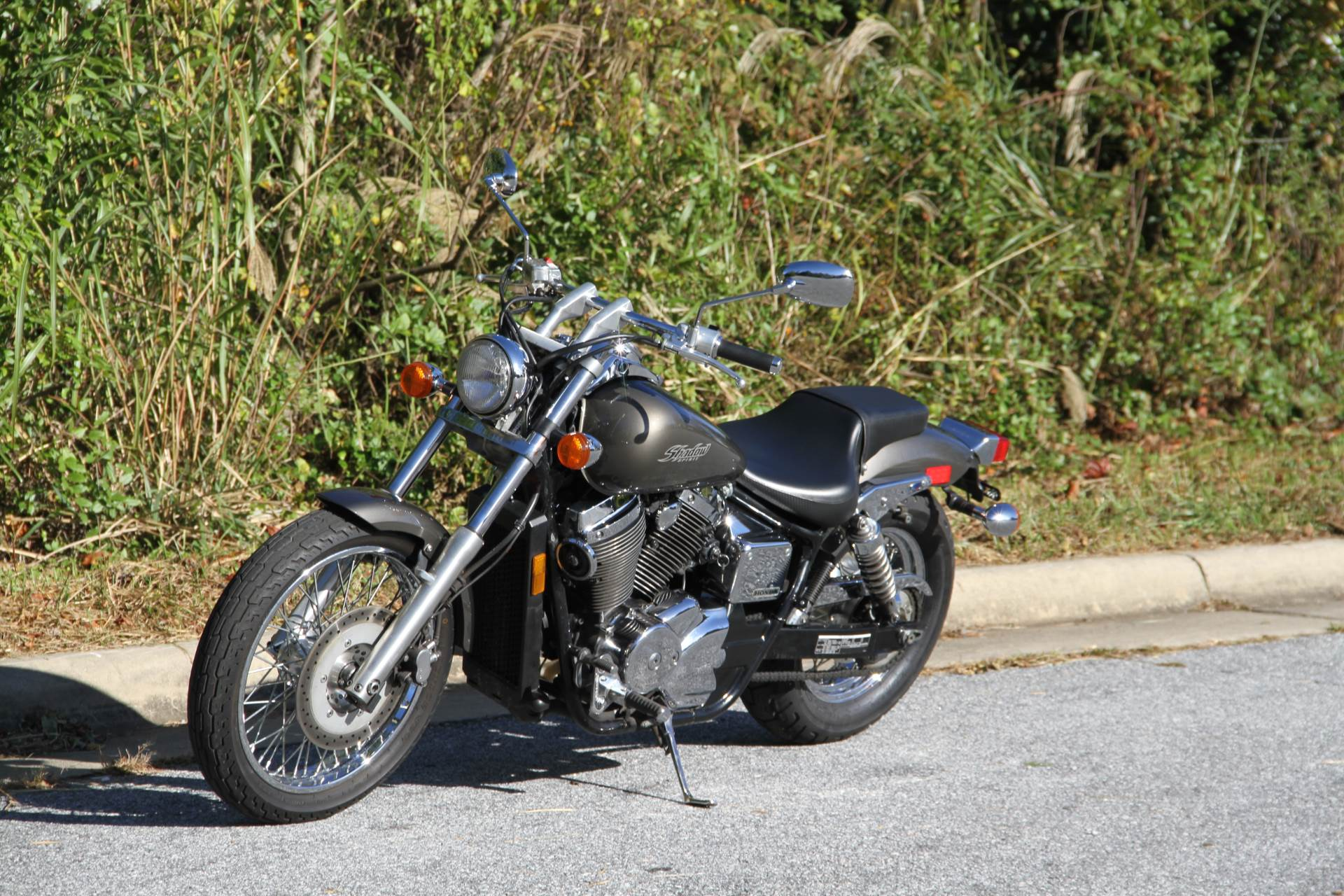 2003 Honda Shadow Spirit 750DC in Hendersonville, North Carolina