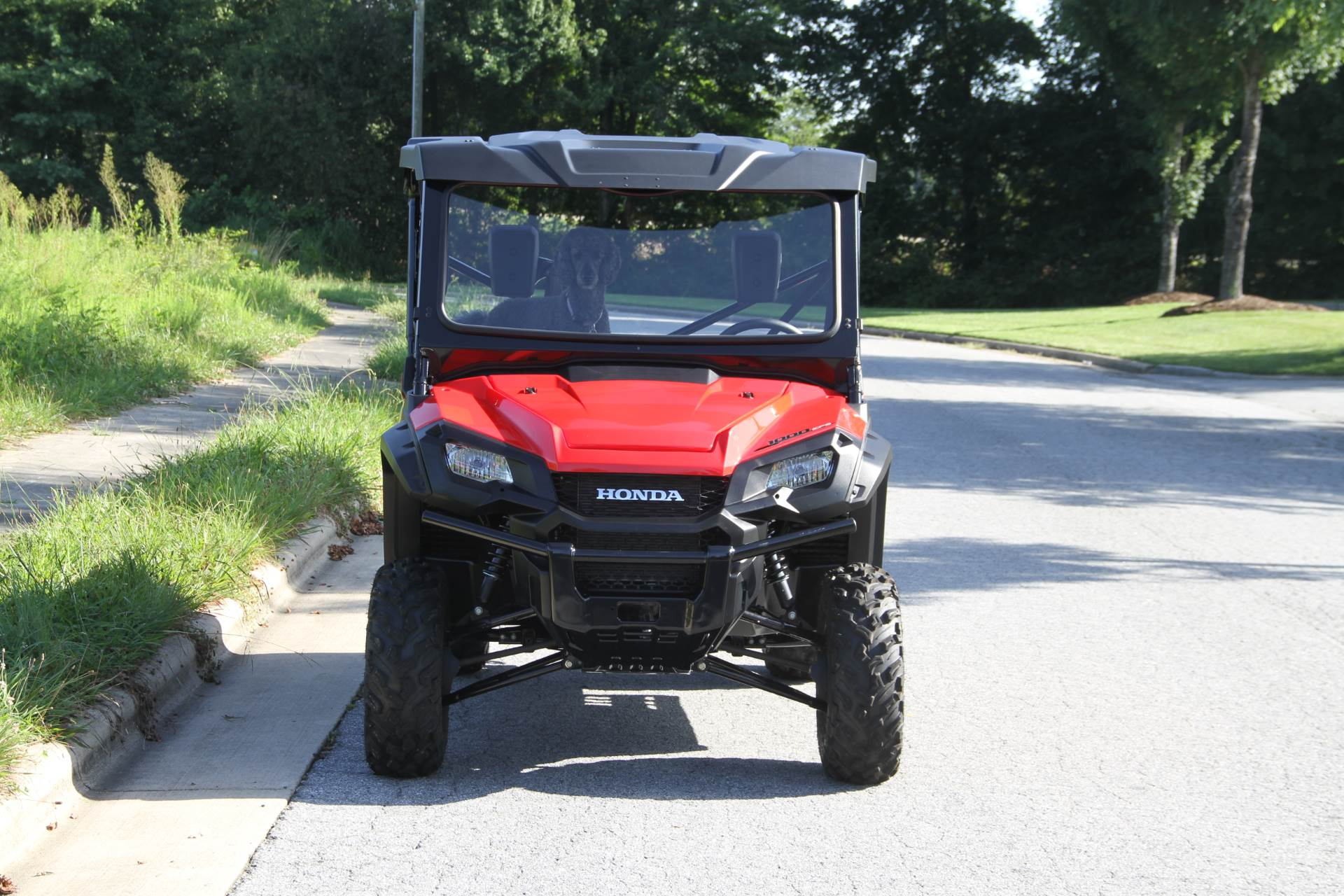 2018 Honda Pioneer 1000 EPS in Hendersonville, North Carolina - Photo 4