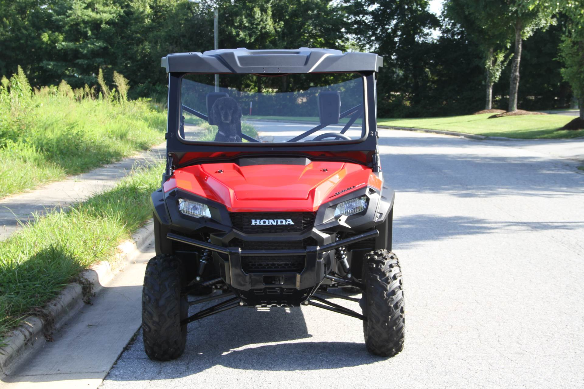 2018 Honda Pioneer 1000 EPS in Hendersonville, North Carolina - Photo 5