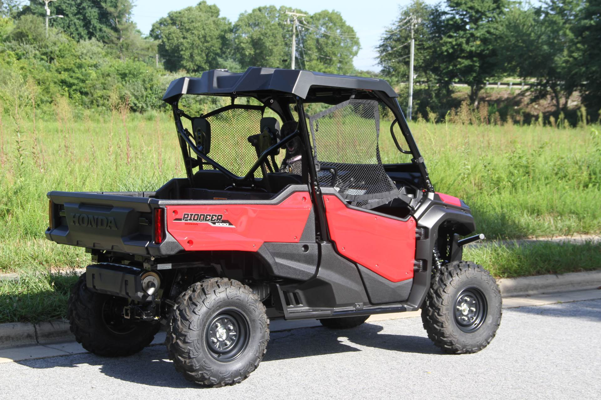2018 Honda Pioneer 1000 EPS in Hendersonville, North Carolina - Photo 15