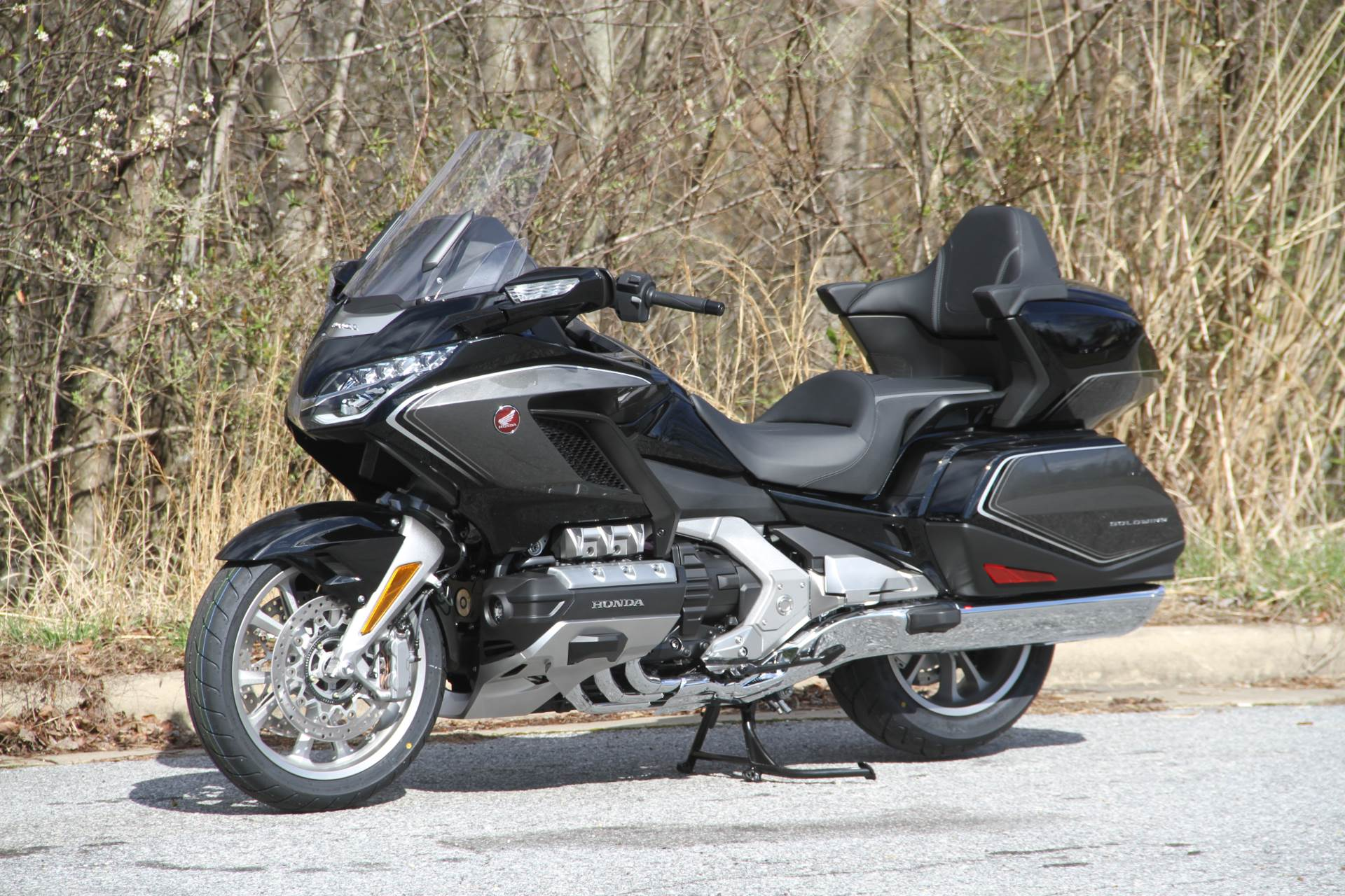 2020 Honda GOLDWING in Hendersonville, North Carolina - Photo 7