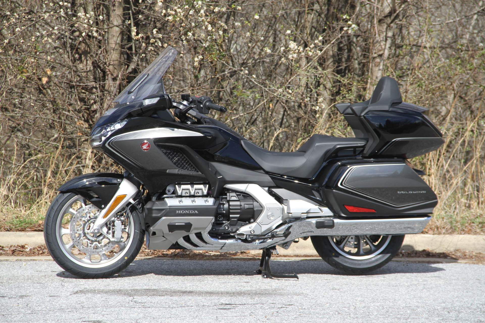 2020 Honda GOLDWING in Hendersonville, North Carolina - Photo 8