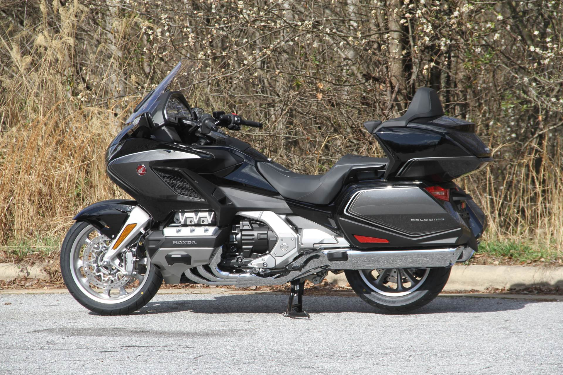 2020 Honda GOLDWING in Hendersonville, North Carolina - Photo 12