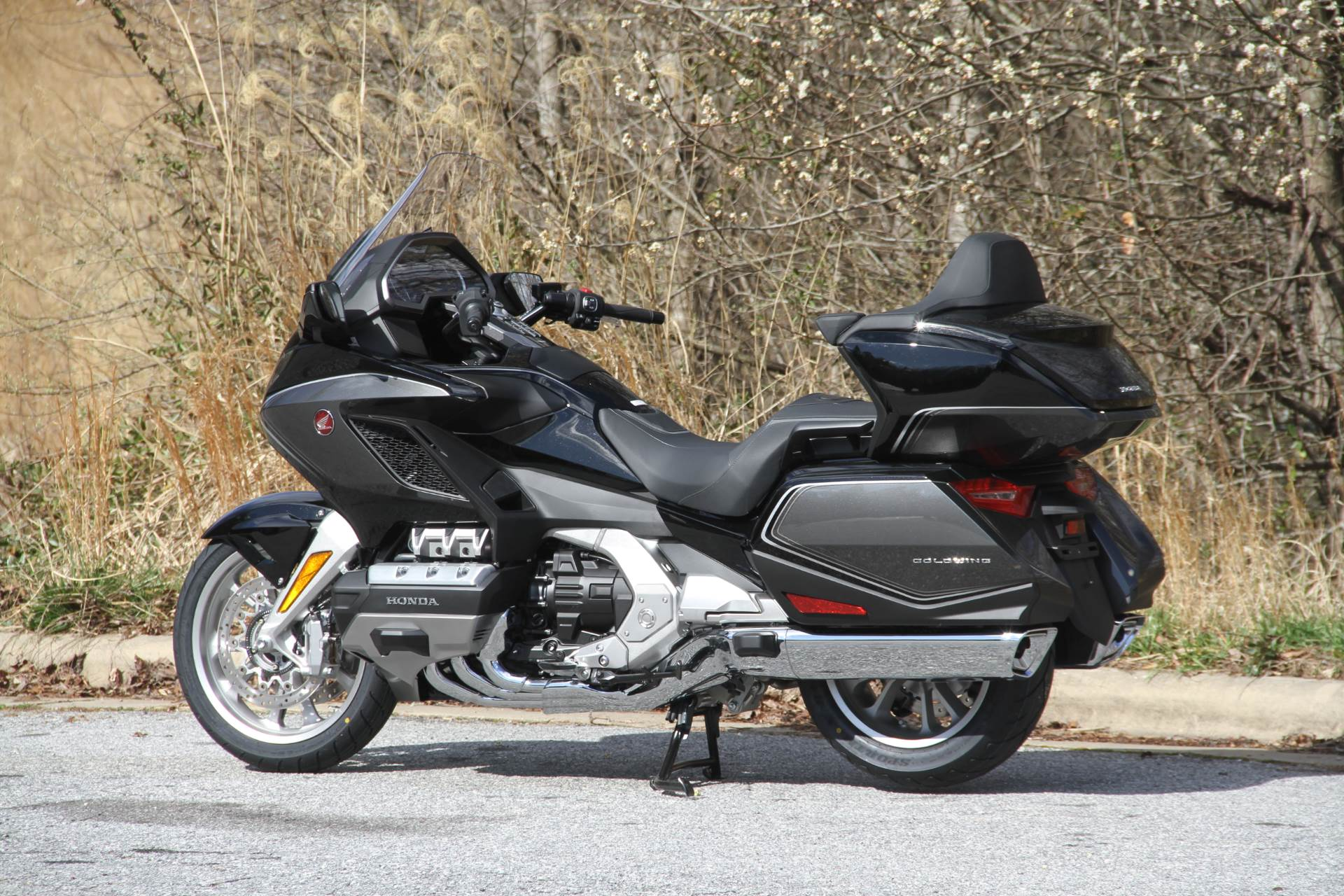 2020 Honda GOLDWING in Hendersonville, North Carolina - Photo 13