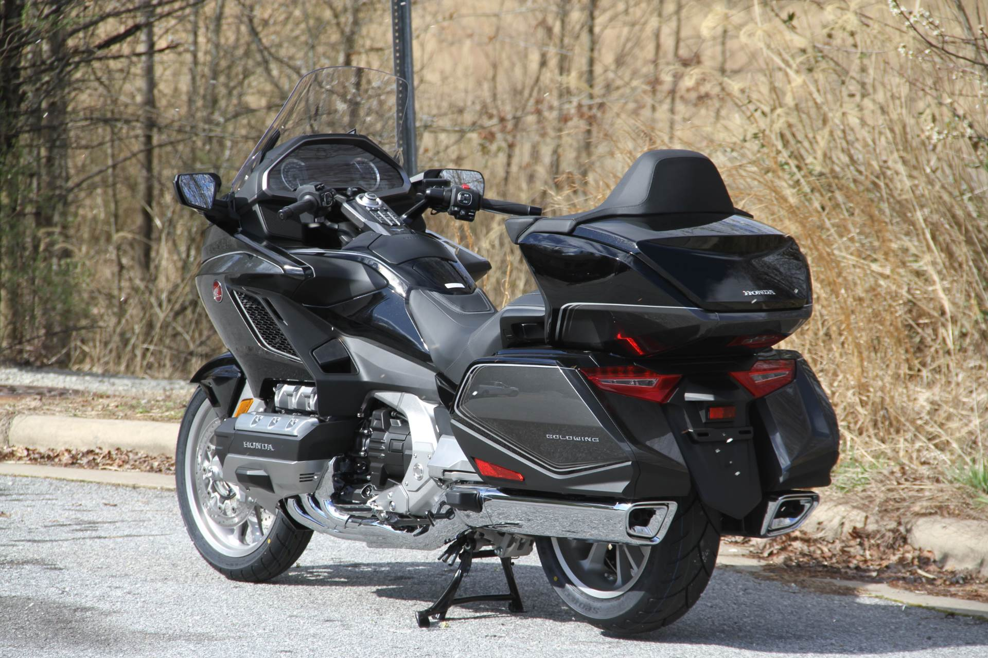 2020 Honda GOLDWING in Hendersonville, North Carolina - Photo 15