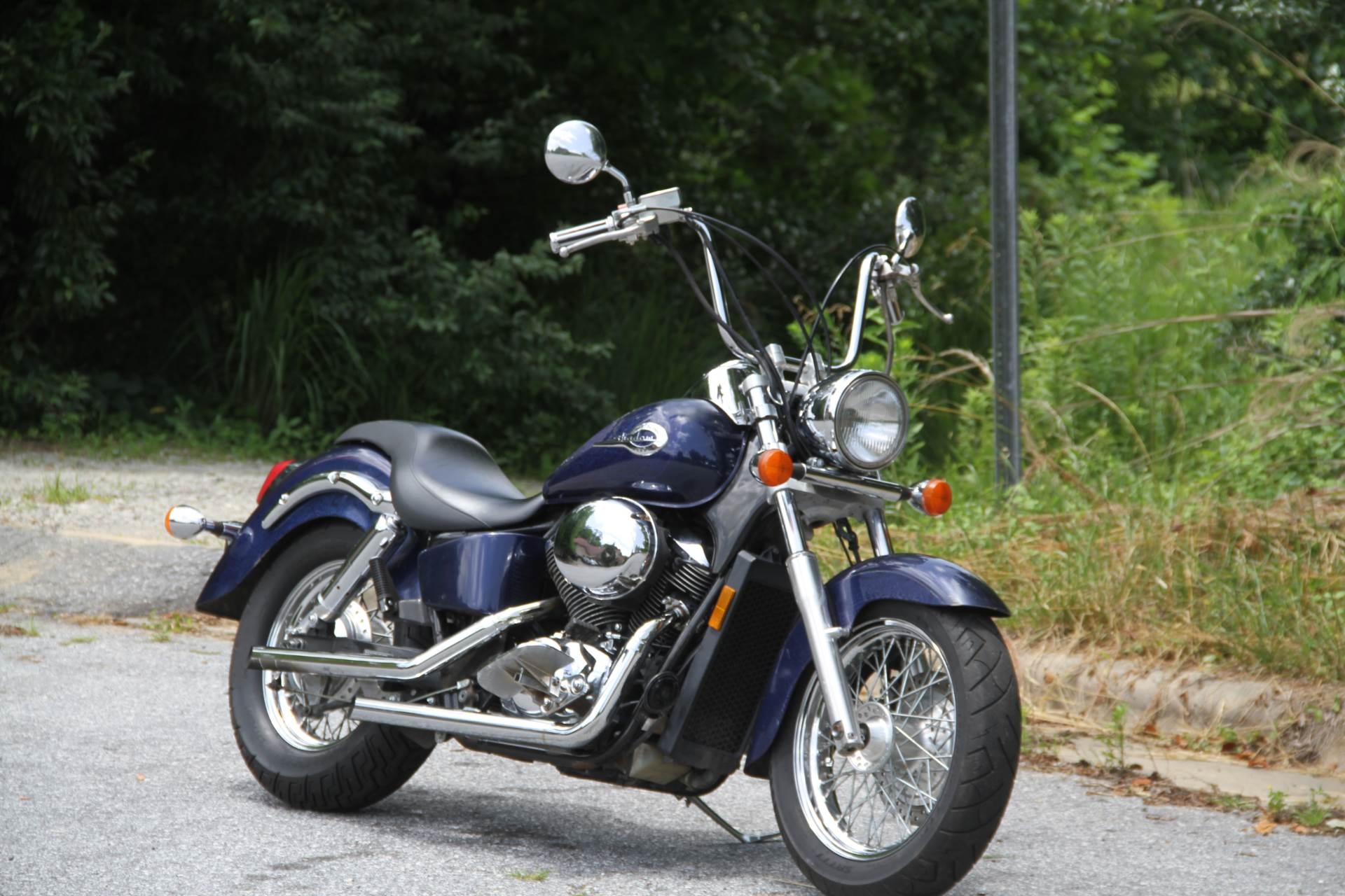 2002 Honda Shadow in Hendersonville, North Carolina - Photo 4