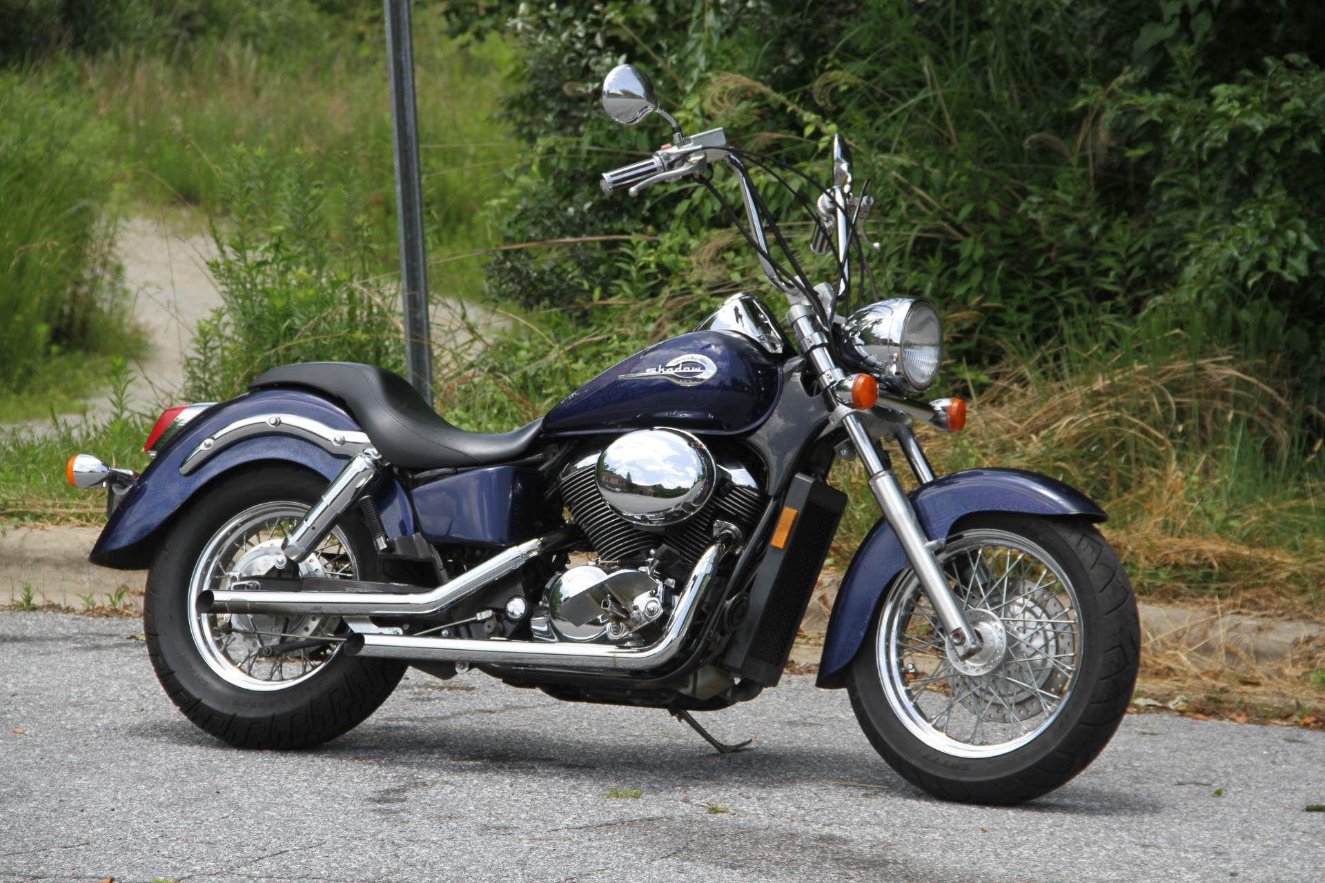 2002 Honda Shadow in Hendersonville, North Carolina - Photo 1