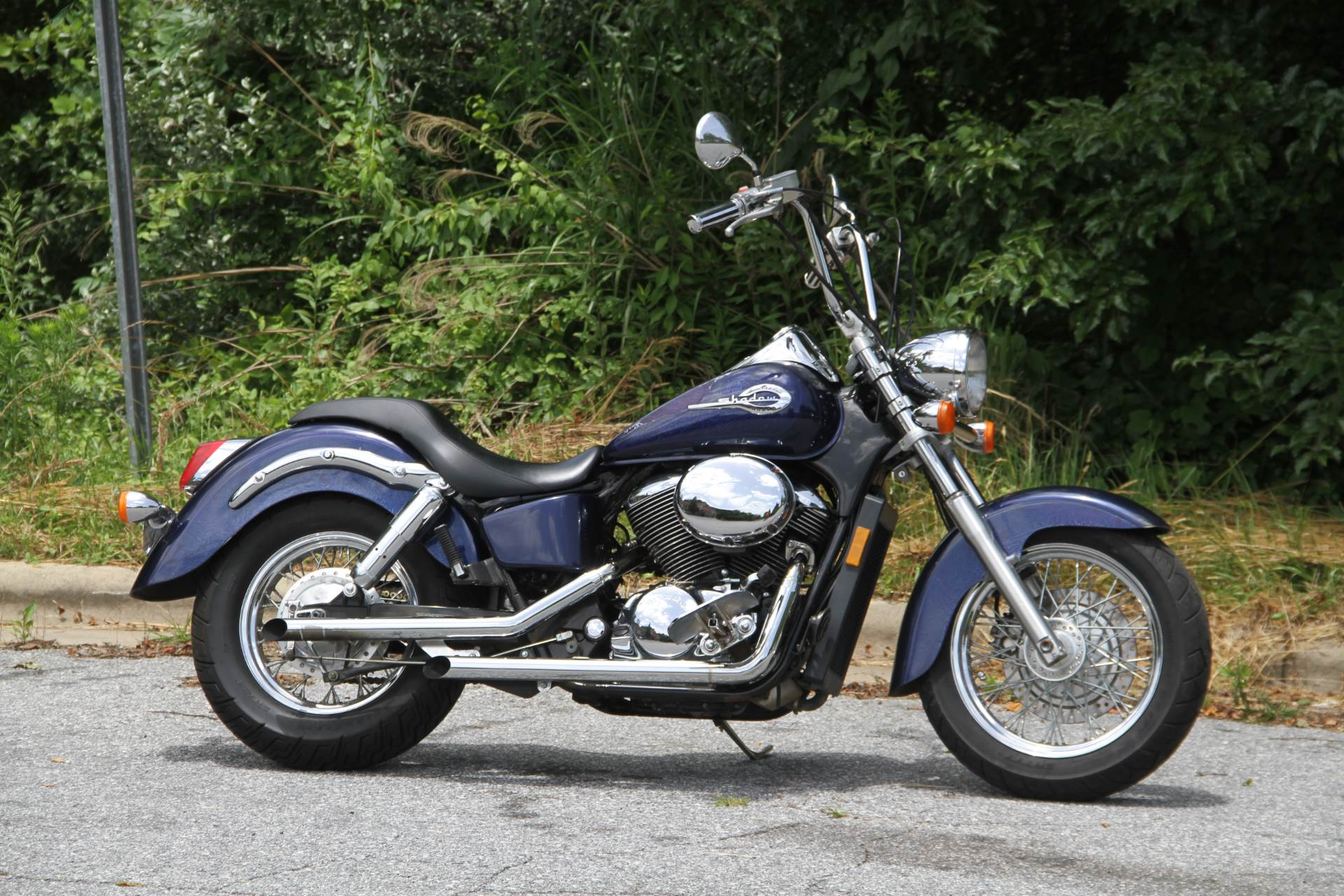 2002 Honda Shadow in Hendersonville, North Carolina - Photo 5