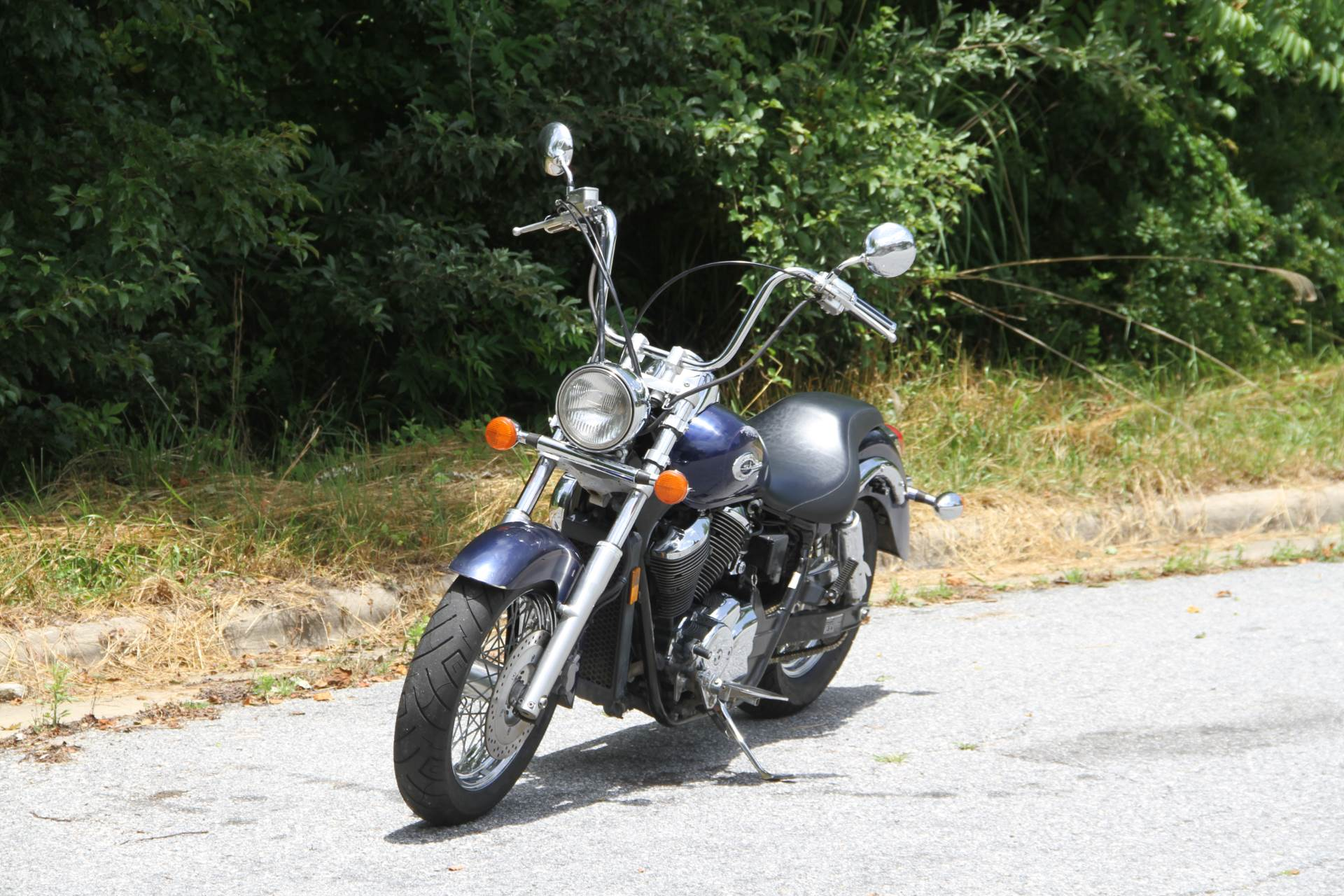 2002 Honda Shadow in Hendersonville, North Carolina - Photo 14