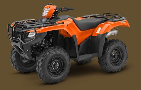 2018 Honda FourTrax Foreman Rubicon 4x4 EPS in Hendersonville, North Carolina