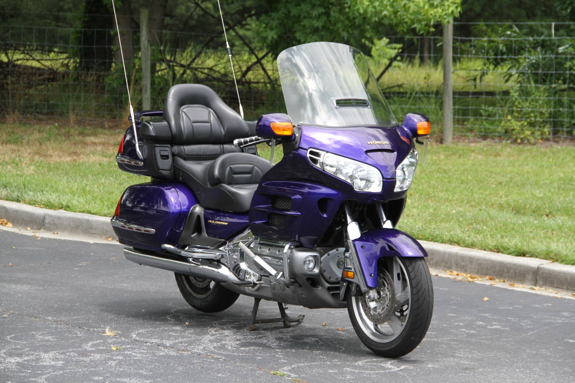 2002 Honda Gold Wing in Hendersonville, North Carolina - Photo 4