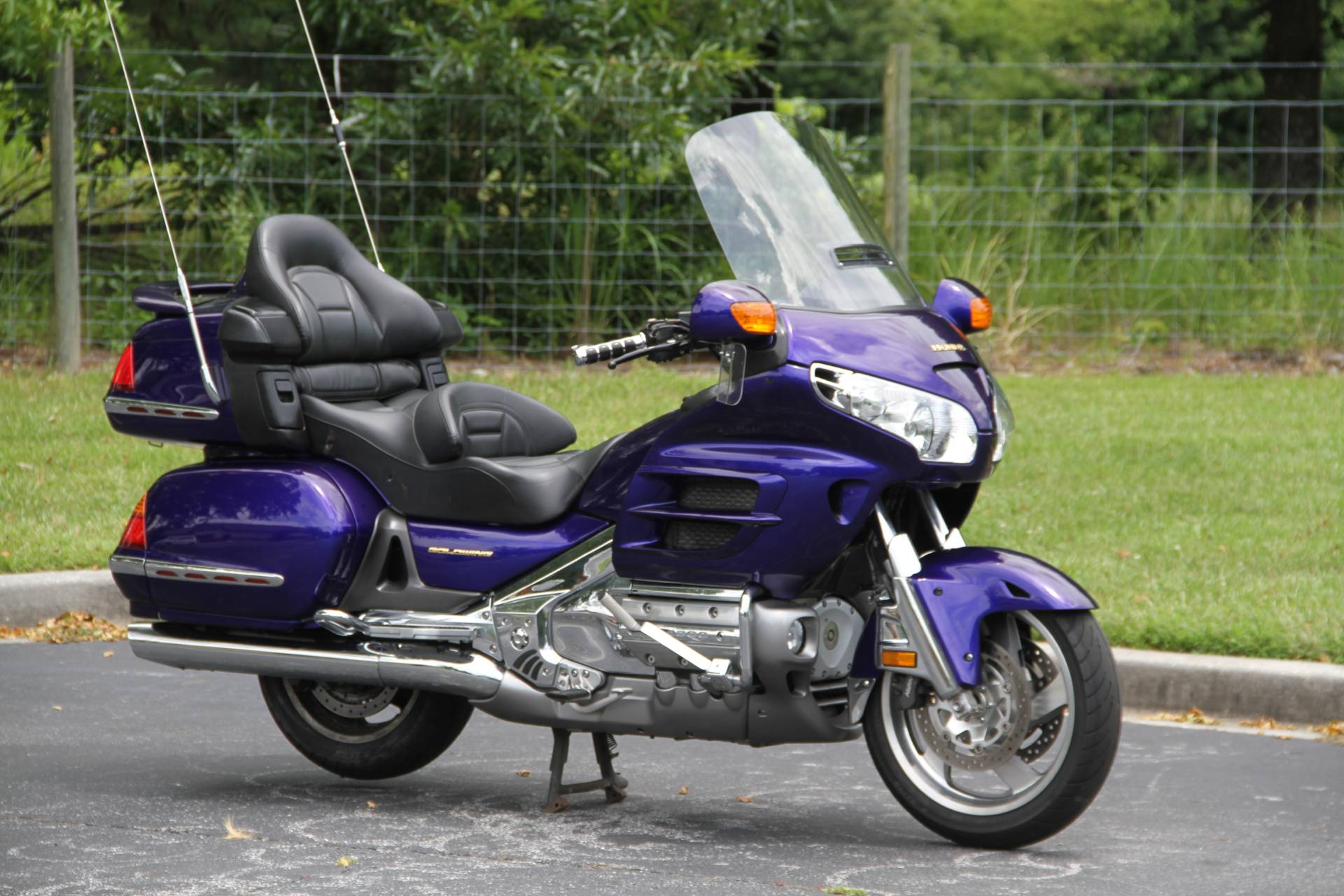 2002 Honda Gold Wing in Hendersonville, North Carolina - Photo 5