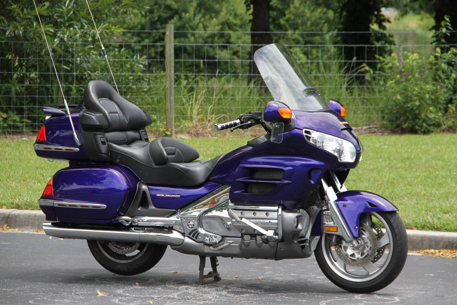 2002 Honda Gold Wing in Hendersonville, North Carolina - Photo 6