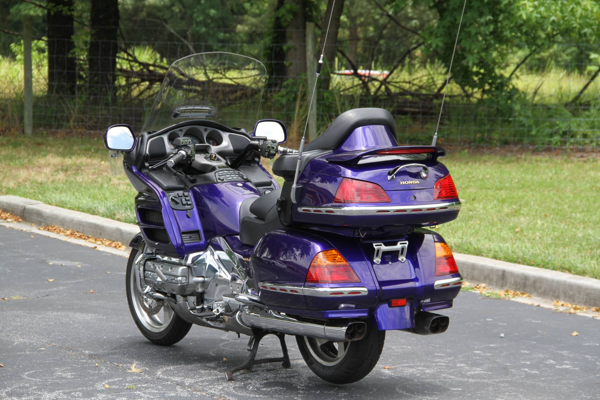 2002 Honda Gold Wing in Hendersonville, North Carolina - Photo 15