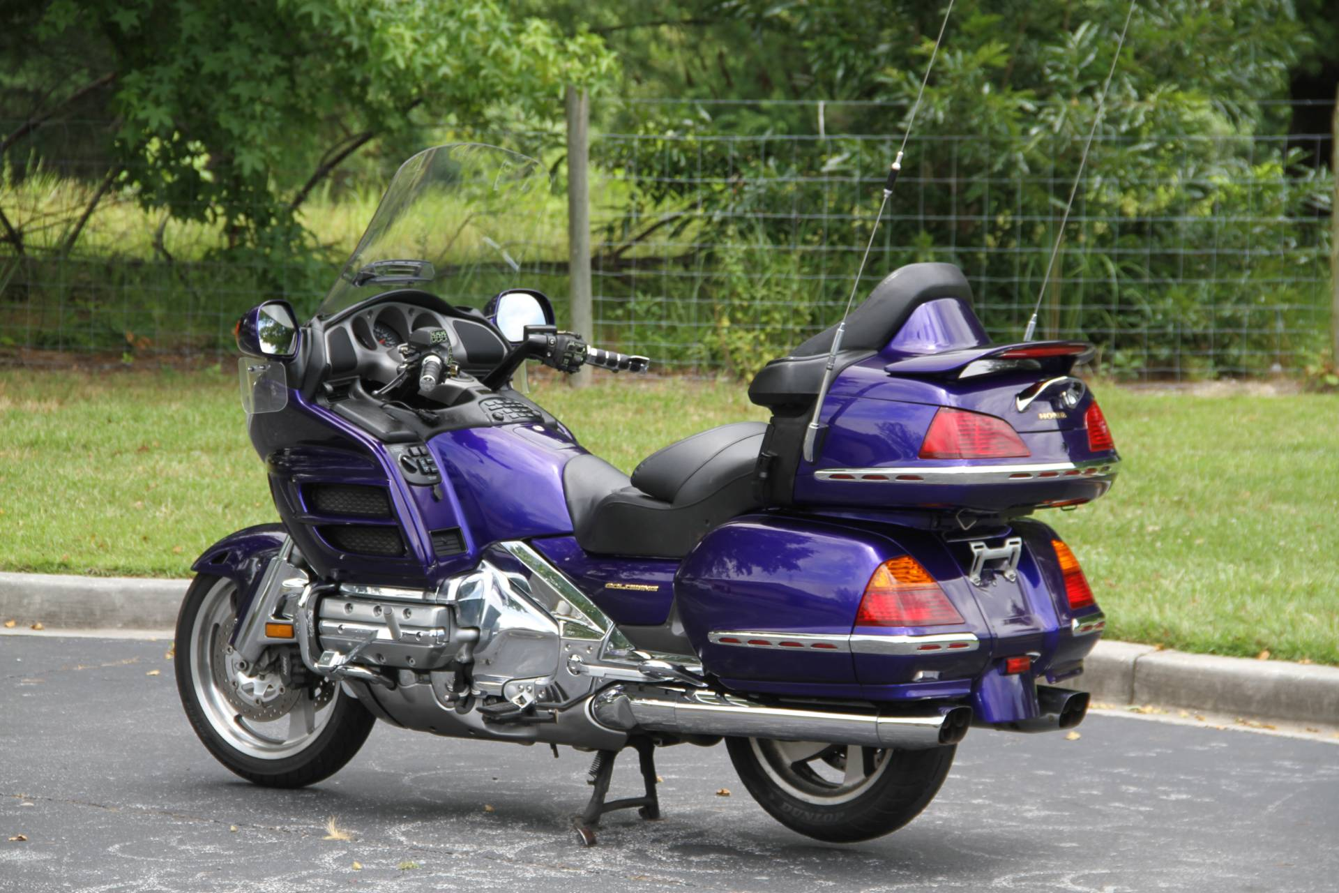 2002 Honda Gold Wing in Hendersonville, North Carolina - Photo 16