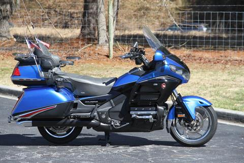 2017 Honda Gold Wing Audio Comfort Navi XM ABS in Hendersonville, North Carolina - Photo 12
