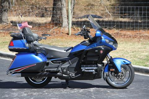2017 Honda Gold Wing Audio Comfort Navi XM ABS in Hendersonville, North Carolina - Photo 13