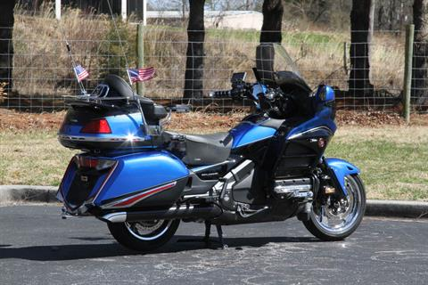 2017 Honda Gold Wing Audio Comfort Navi XM ABS in Hendersonville, North Carolina - Photo 19