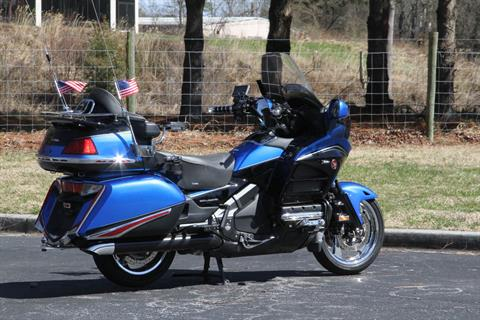 2017 Honda Gold Wing Audio Comfort Navi XM ABS in Hendersonville, North Carolina - Photo 20