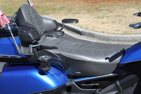 2017 Honda Gold Wing Audio Comfort Navi XM ABS in Hendersonville, North Carolina - Photo 27