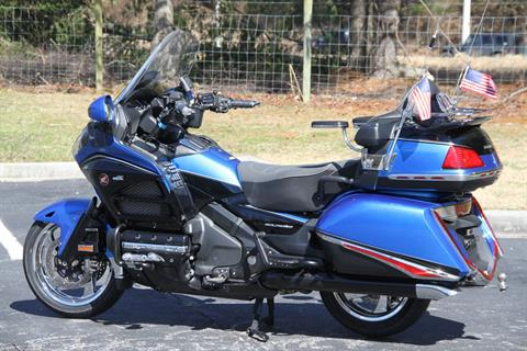 2017 Honda Gold Wing Audio Comfort Navi XM ABS in Hendersonville, North Carolina - Photo 40