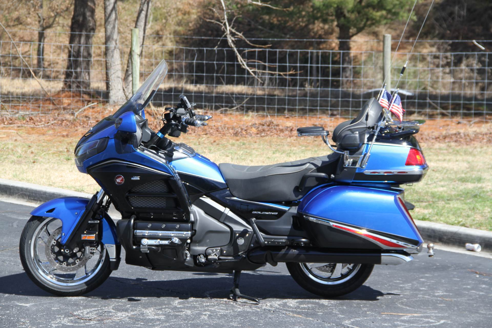 2017 Honda Gold Wing Audio Comfort Navi XM ABS in Hendersonville, North Carolina - Photo 43