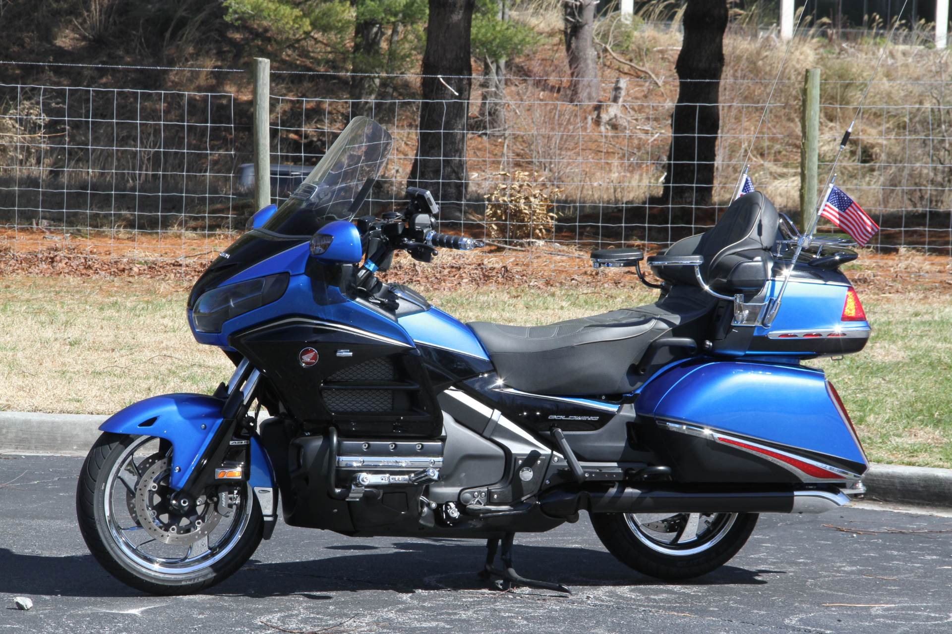 2017 Honda Gold Wing Audio Comfort Navi XM ABS in Hendersonville, North Carolina - Photo 45