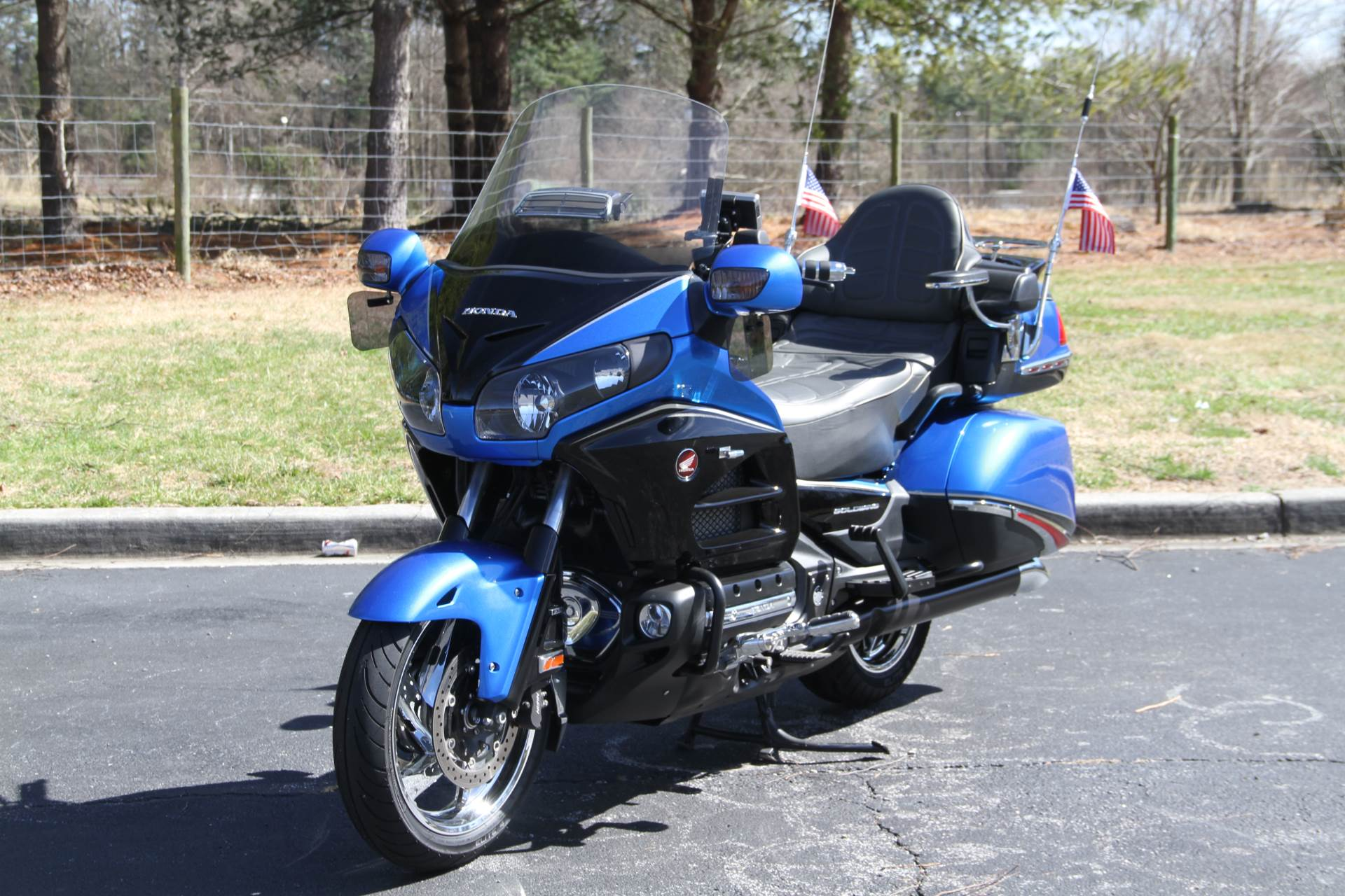 2017 Honda Gold Wing Audio Comfort Navi XM ABS in Hendersonville, North Carolina - Photo 49