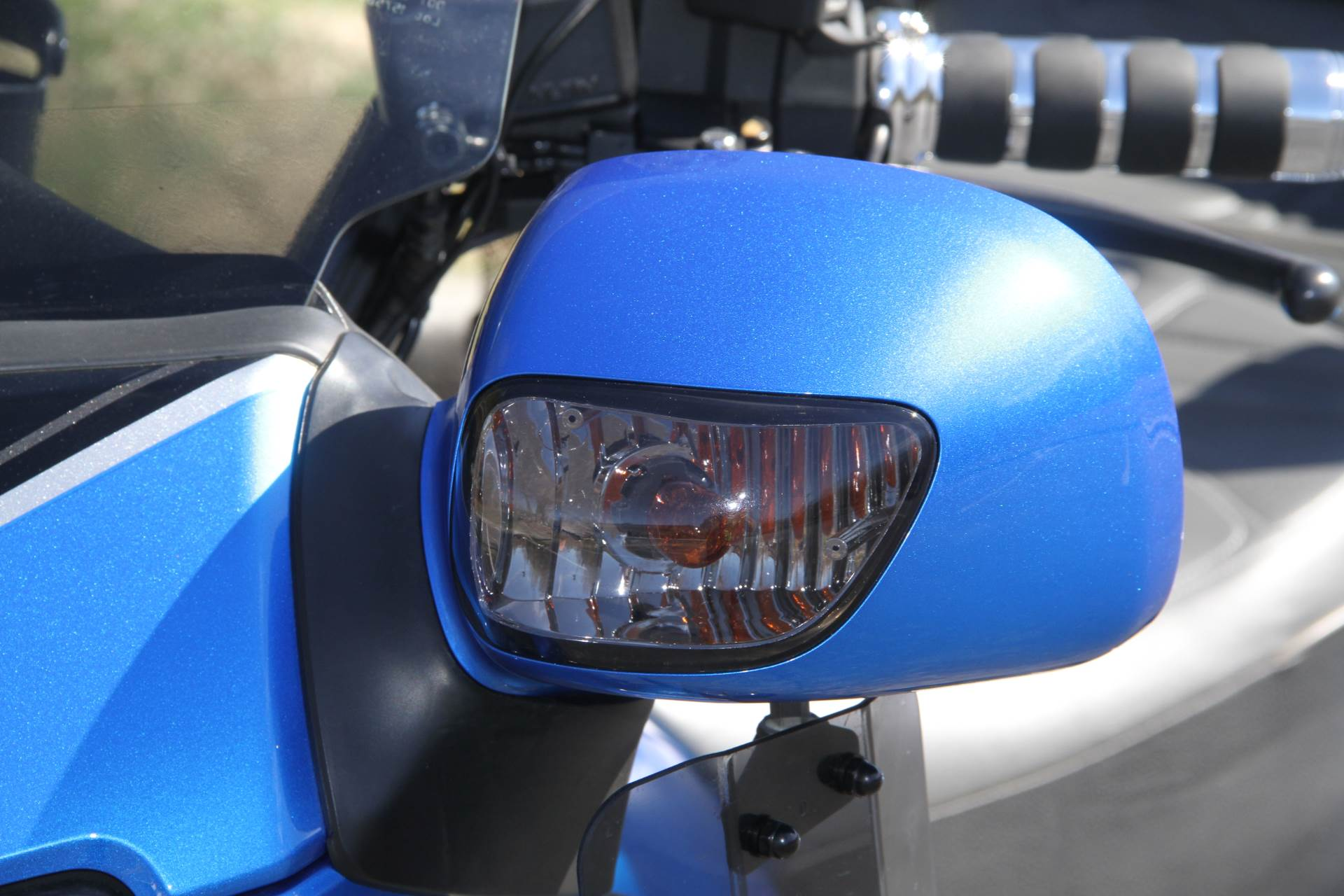 2017 Honda Gold Wing Audio Comfort Navi XM ABS in Hendersonville, North Carolina - Photo 51