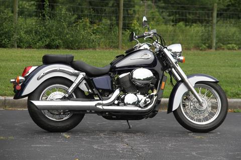 2001 Honda Shadow ACE Deluxe in Hendersonville, North Carolina - Photo 6