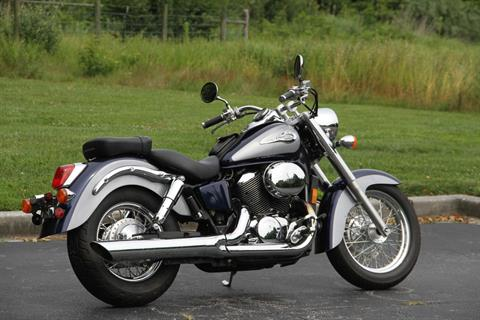 2001 Honda Shadow ACE Deluxe in Hendersonville, North Carolina - Photo 7