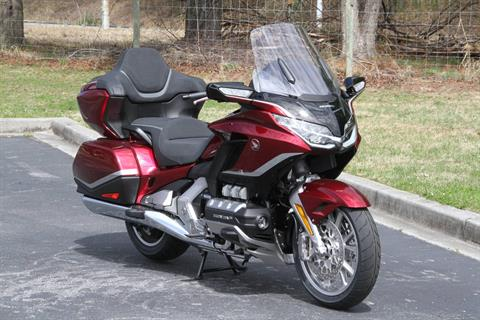 2021 Honda Gold Wing Tour Airbag Automatic DCT in Hendersonville, North Carolina - Photo 2