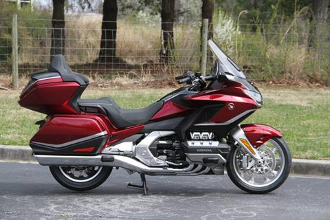 2021 Honda Gold Wing Tour Airbag Automatic DCT in Hendersonville, North Carolina - Photo 5