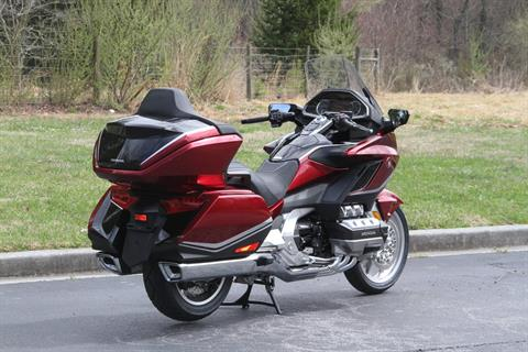 2021 Honda Gold Wing Tour Airbag Automatic DCT in Hendersonville, North Carolina - Photo 7