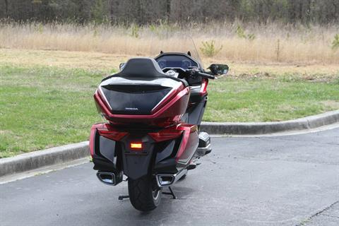 2021 Honda Gold Wing Tour Airbag Automatic DCT in Hendersonville, North Carolina - Photo 9