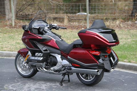 2021 Honda Gold Wing Tour Airbag Automatic DCT in Hendersonville, North Carolina - Photo 18