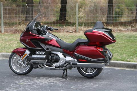 2021 Honda Gold Wing Tour Airbag Automatic DCT in Hendersonville, North Carolina - Photo 20