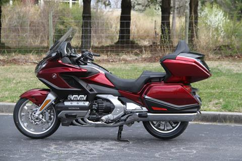 2021 Honda Gold Wing Tour Airbag Automatic DCT in Hendersonville, North Carolina - Photo 21