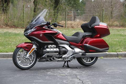 2021 Honda Gold Wing Tour Airbag Automatic DCT in Hendersonville, North Carolina - Photo 23